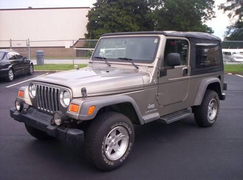 2006 Jeep Wrangler for sale in Atlanta, GA