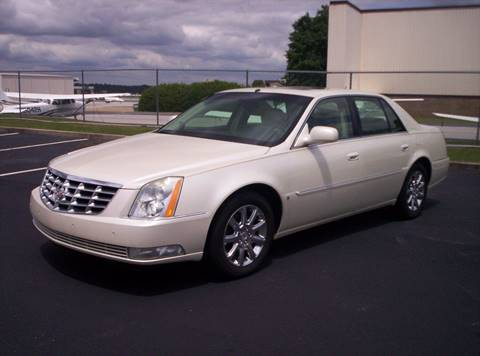 2008 Cadillac DTS for sale in Atlanta GA