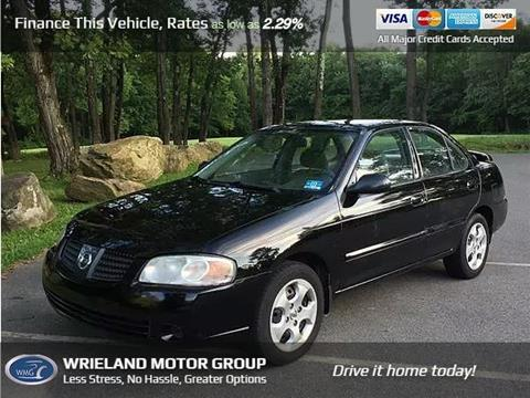 2006 Nissan Sentra for sale in Netcong NJ