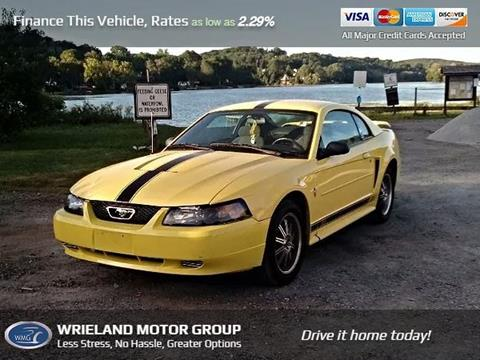2003 Ford Mustang for sale in Netcong NJ