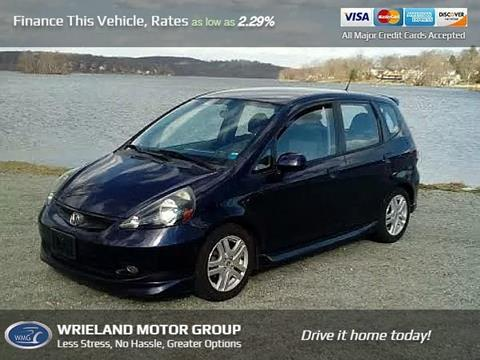 2008 Honda Fit for sale in Netcong, NJ