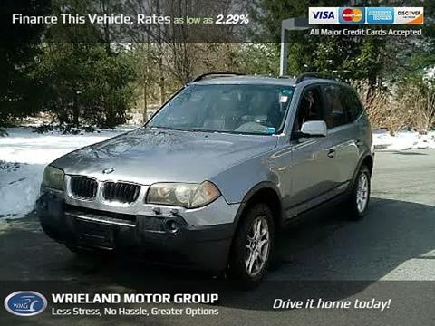 2004 BMW X3 for sale in Netcong, NJ