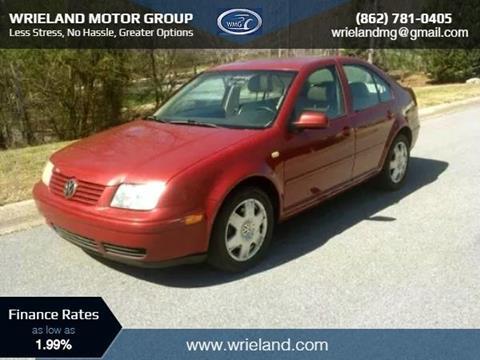 2000 Volkswagen Jetta for sale in Netcong NJ