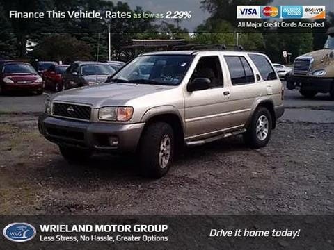 2000 Nissan Pathfinder for sale in Netcong, NJ