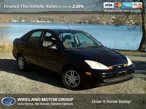 2000 Ford Focus for sale in Netcong NJ