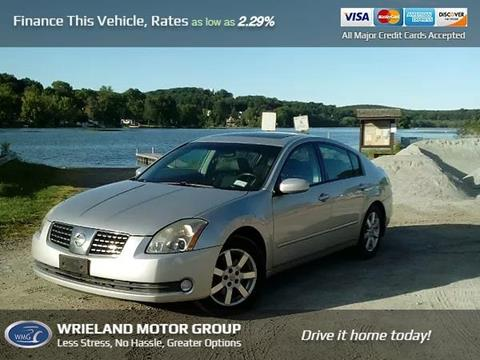 2004 Nissan Maxima for sale in Netcong NJ