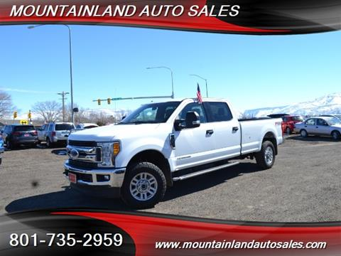 2017 Ford F-350 Super Duty for sale in Heber City, UT