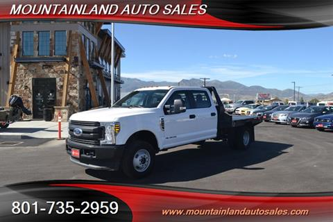 2019 Ford F-350 Super Duty for sale in Heber City, UT