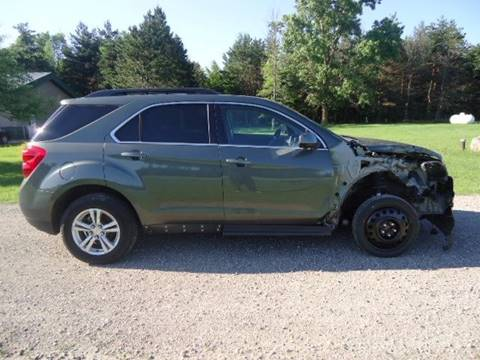 2013 Chevrolet Equinox for sale at Town & Country Auto in Filion MI