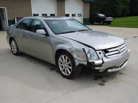 2006 Cadillac STS for sale in Filion, MI
