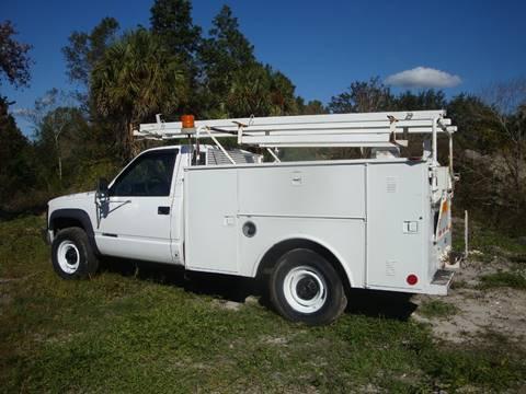 1998 Chevrolet C/K 2500 Series for sale in Homosassa, FL