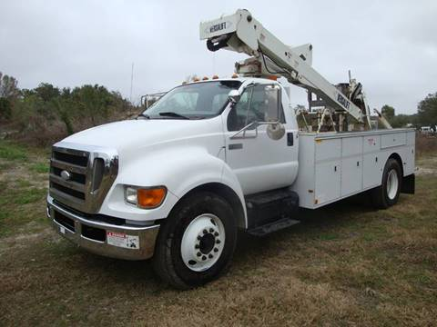 2008 Ford F-650 for sale in Homosassa, FL