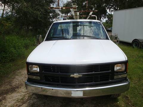 1988 chevy 3500 owners manual