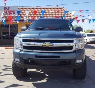 2010 Chevrolet Silverado 1500 for sale at Heritage Trucks in Casa Grande AZ