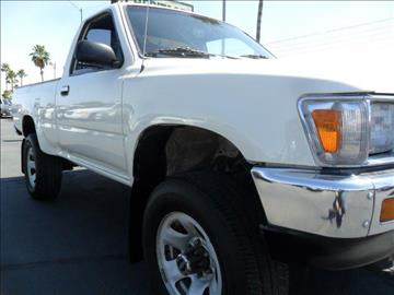 1990 Toyota Pickup for sale at Heritage Trucks in Casa Grande AZ