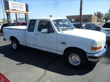 1995 Ford F-150 for sale at Heritage Trucks in Casa Grande AZ