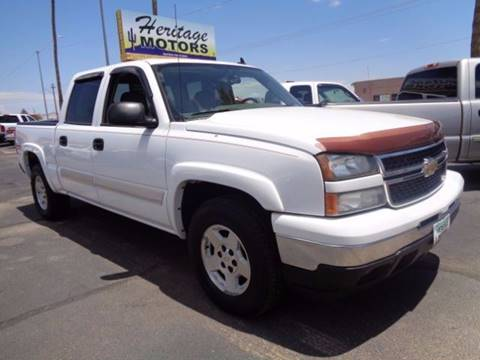 2007 Chevrolet Silverado 1500 Classic for sale at Heritage Trucks in Casa Grande AZ