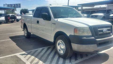 2005 Ford F-150 for sale at Heritage Trucks in Casa Grande AZ