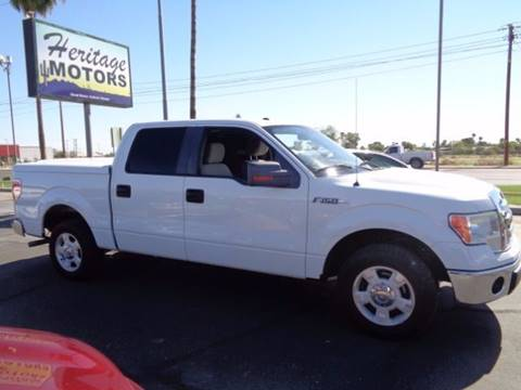 2009 Ford F-150 for sale at Heritage Trucks in Casa Grande AZ