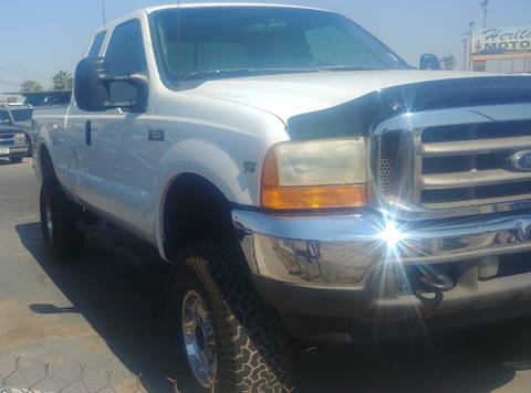 2001 Ford F-250 Super Duty for sale at Heritage Trucks in Casa Grande AZ