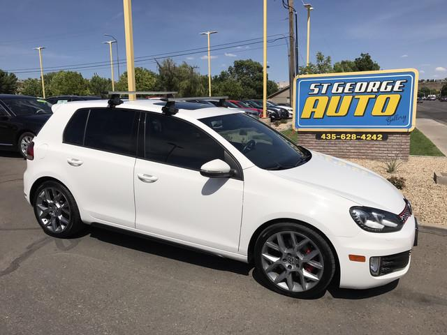 2013 Volkswagen GTI for sale at St George Auto Gallery in St George UT