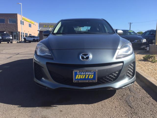 2012 Mazda MAZDA3 for sale at St George Auto Gallery in St George UT