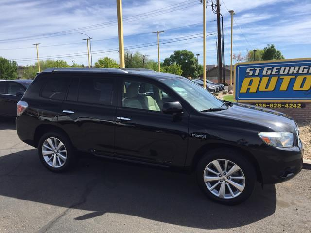 2009 Toyota Highlander Hybrid for sale at St George Auto Gallery in St George UT