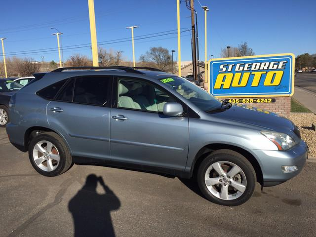 2005 Lexus RX 330 for sale at St George Auto Gallery in St George UT