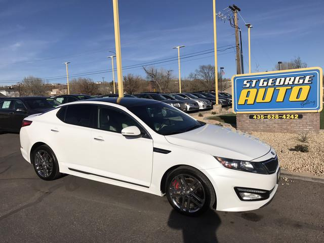 2013 Kia Optima for sale at St George Auto Gallery in St George UT