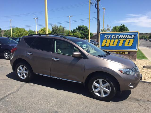 2010 Nissan Murano for sale at St George Auto Gallery in St George UT