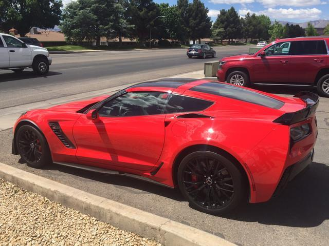 2015 Chevrolet Corvette for sale at St George Auto Gallery in St George UT