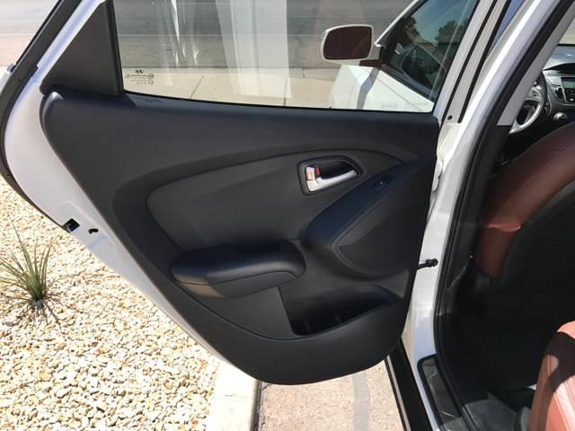 2013 Hyundai Tucson for sale at St George Auto Gallery in St George UT
