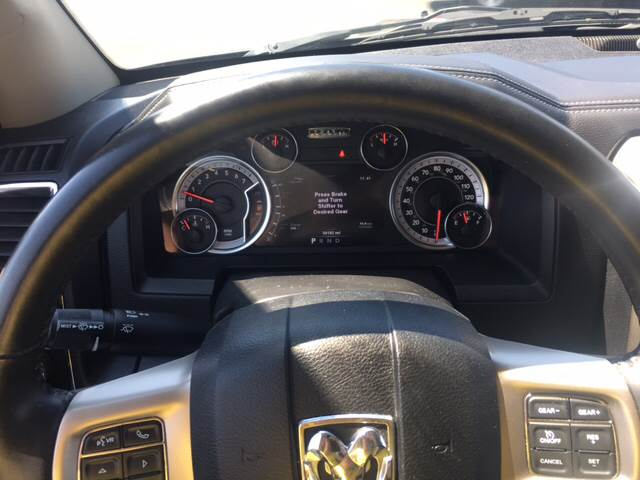 2013 RAM Ram Pickup 1500 for sale at St George Auto Gallery in St George UT