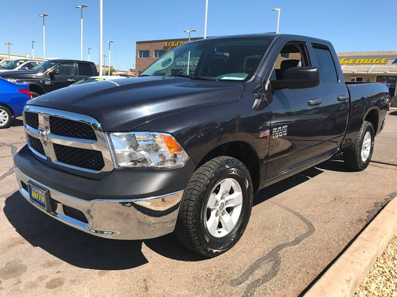 2015 RAM Ram Pickup 1500 for sale at St George Auto Gallery in St George UT