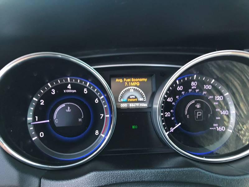 2014 Hyundai Sonata for sale at St George Auto Gallery in St George UT