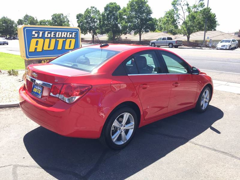 2016 Chevrolet Cruze Limited for sale at St George Auto Gallery in St George UT