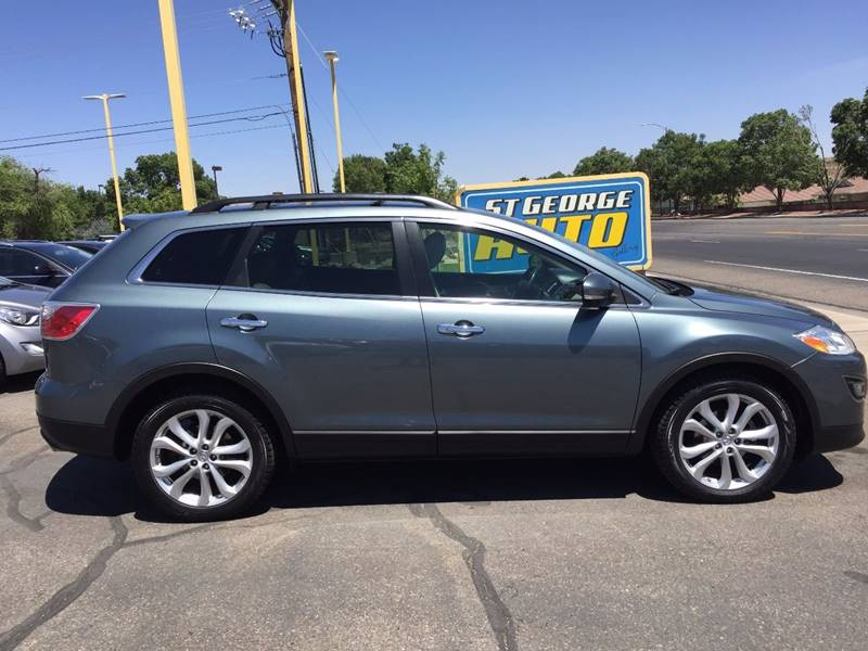 2011 Mazda CX-9 for sale at St George Auto Gallery in St George UT