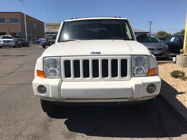 2006 Jeep Commander for sale at St George Auto Gallery in St George UT