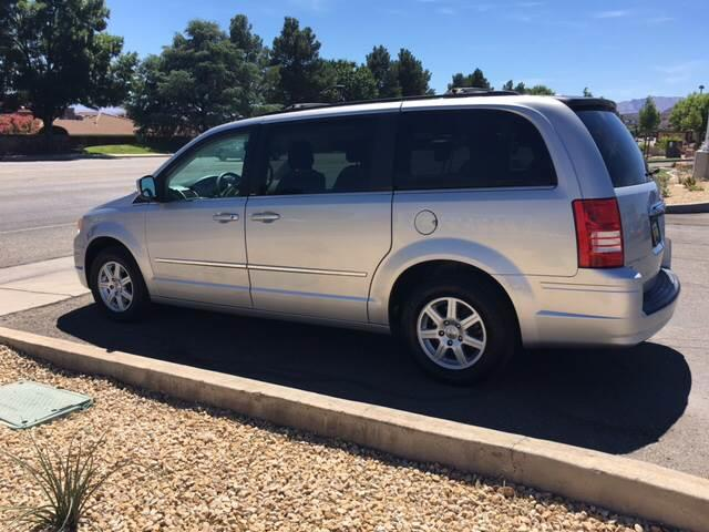 2010 Chrysler Town and Country for sale at St George Auto Gallery in St George UT
