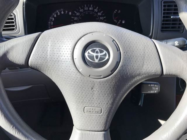 2006 Toyota Corolla for sale at St George Auto Gallery in St George UT