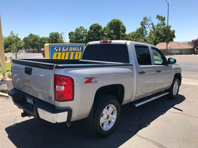 2009 Chevrolet Silverado 1500 for sale at St George Auto Gallery in St George UT
