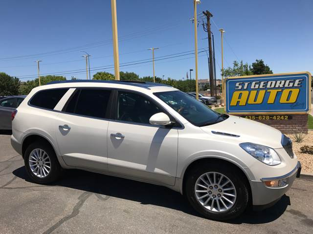 2008 Buick Enclave for sale at St George Auto Gallery in St George UT