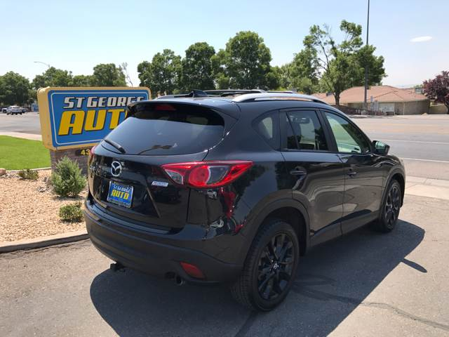 2013 Mazda CX-5 for sale at St George Auto Gallery in St George UT
