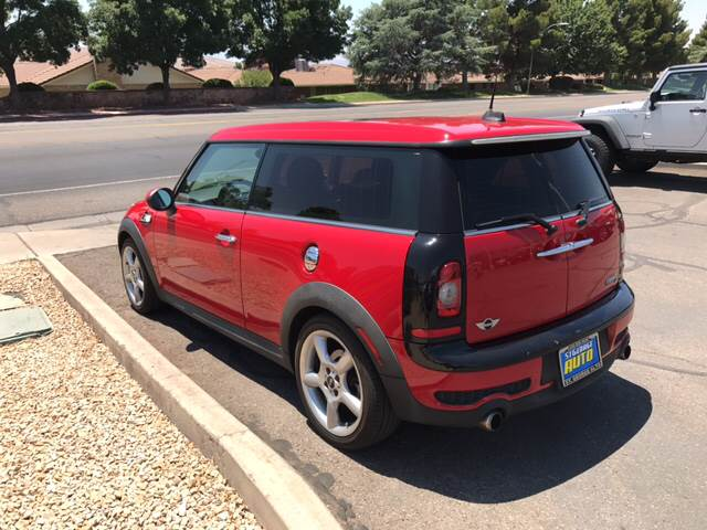 2009 MINI Cooper Clubman for sale at St George Auto Gallery in St George UT