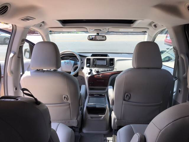 2014 Toyota Sienna for sale at St George Auto Gallery in St George UT