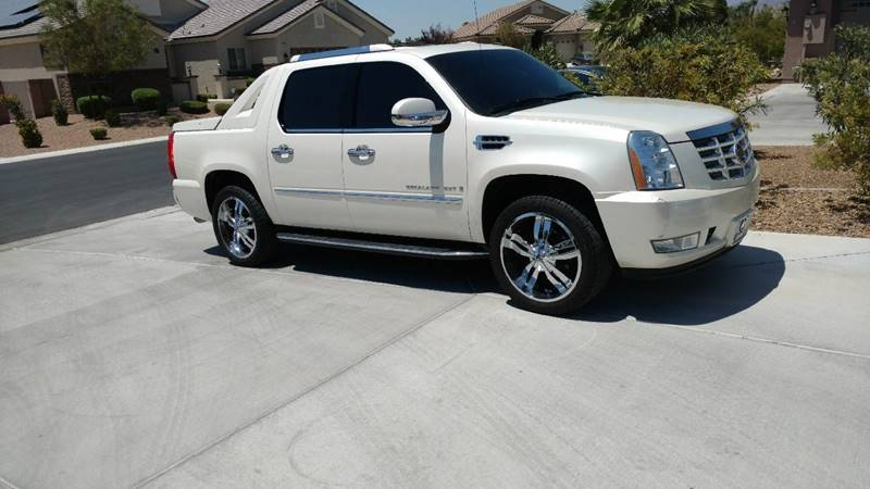 2007 Cadillac Escalade EXT for sale at St George Auto Gallery in St George UT