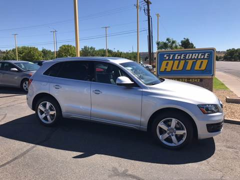 2012 Audi Q5 for sale at St George Auto Gallery in St George UT