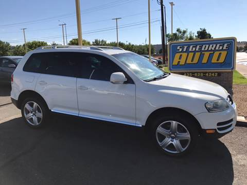 2007 Volkswagen Touareg for sale at St George Auto Gallery in St George UT