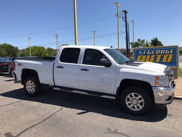 2011 Chevrolet Silverado 2500HD for sale at St George Auto Gallery in St George UT