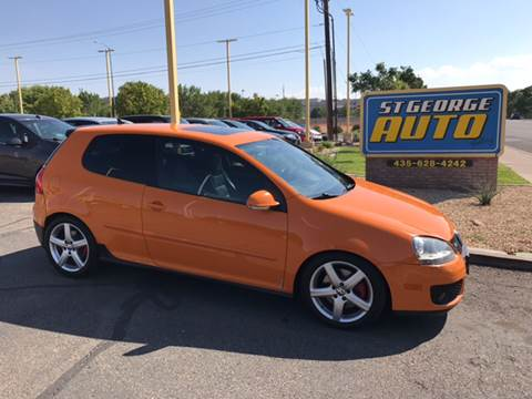 2007 Volkswagen GTI for sale at St George Auto Gallery in St George UT